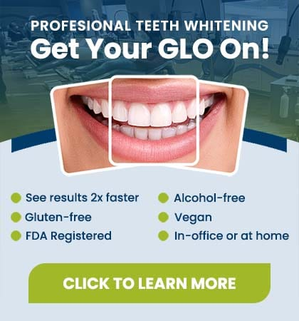GLO Teeth Whitening - North Carolina - MyOrthodontist